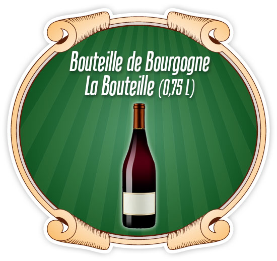 Bourgogne Bouteille