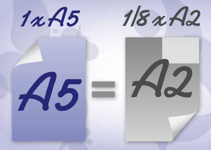 Difference A5 A2