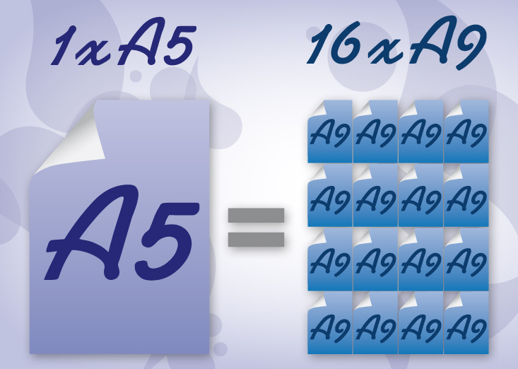 Difference A5 A9